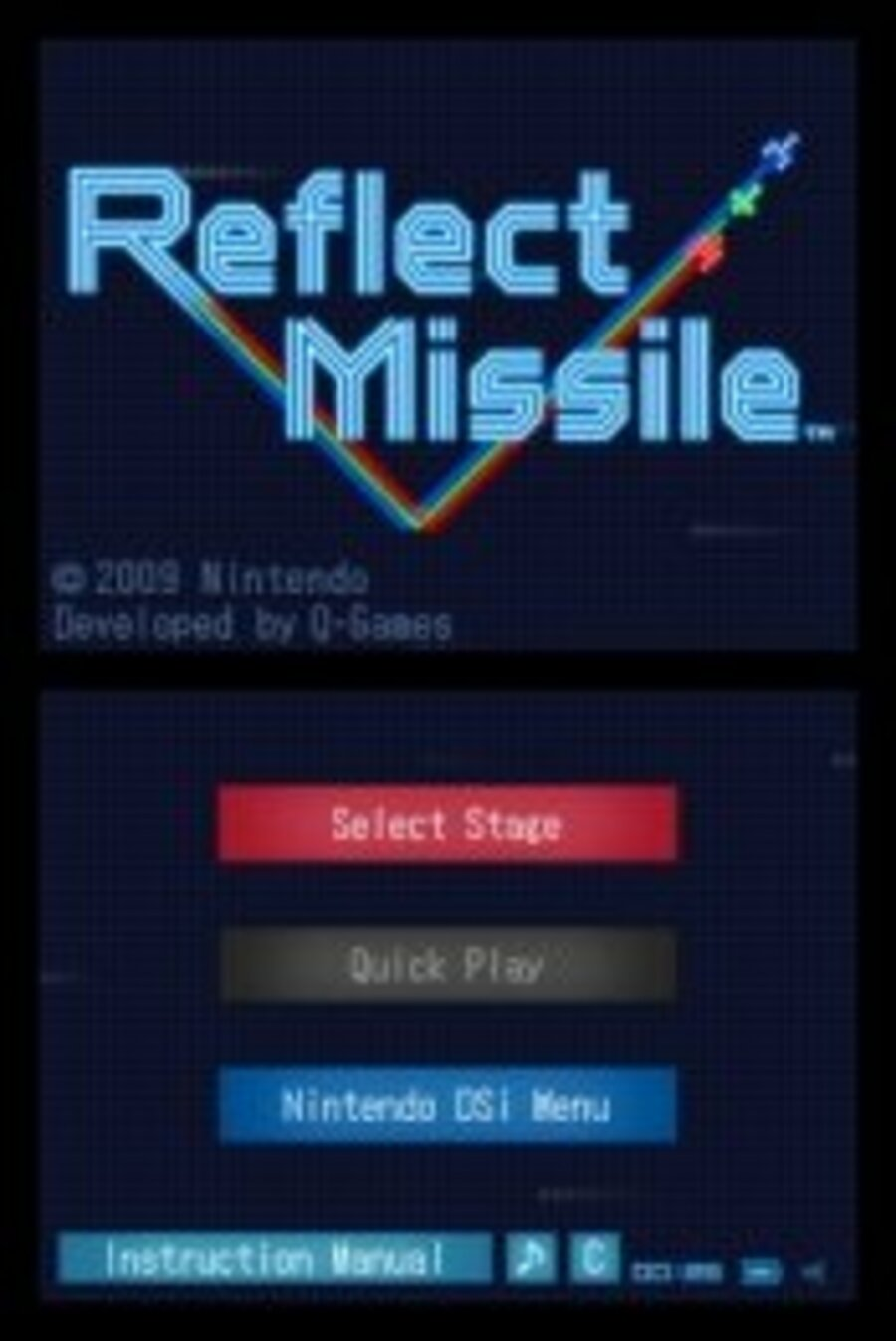 Reflect Missile Screenshot