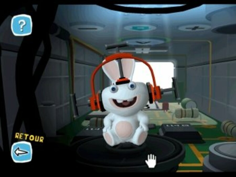 Rabbids Lab Screenshot