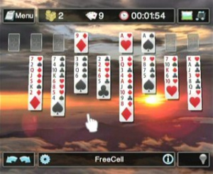 Solitaire Review - Screenshot 1 of 3