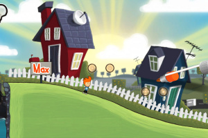 Max & the Magic Marker Screenshot