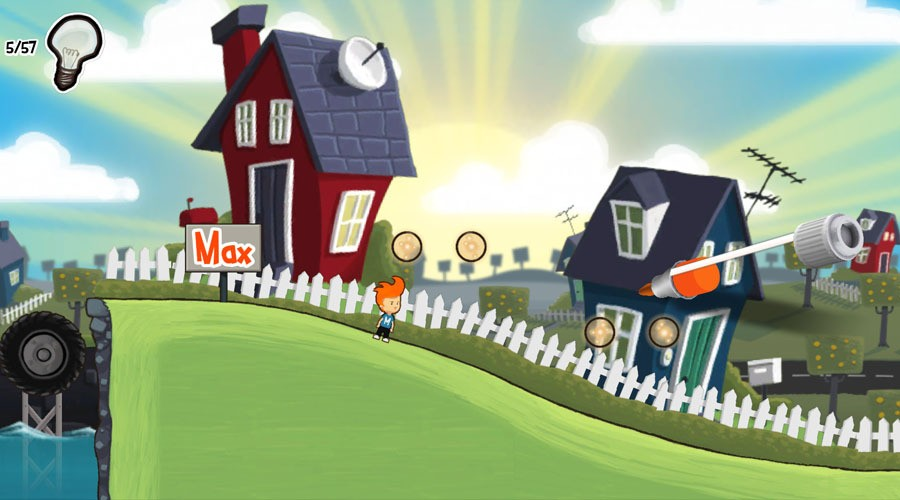 Max & the Magic Marker Screenshot