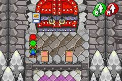 Mario & Luigi: Superstar Saga Screenshot