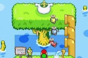 Mario & Luigi: Superstar Saga Review - Screenshot 1 of 4