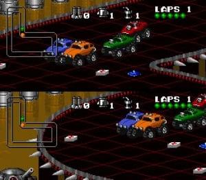 Rock & Roll Racing Review - Screenshot 2 of 4
