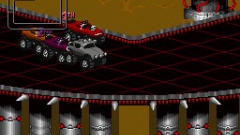 Rock & Roll Racing Screenshot