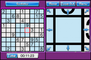 Sudoku Challenge! Review - Screenshot 1 of 3
