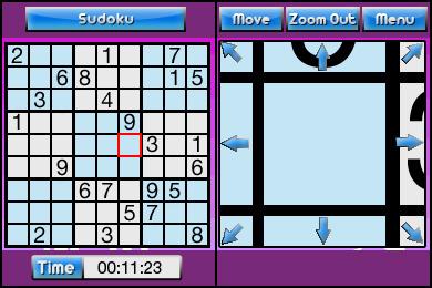 Sudoku Challenge! Screenshot