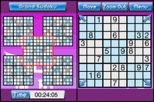 Sudoku Challenge! Screenshot