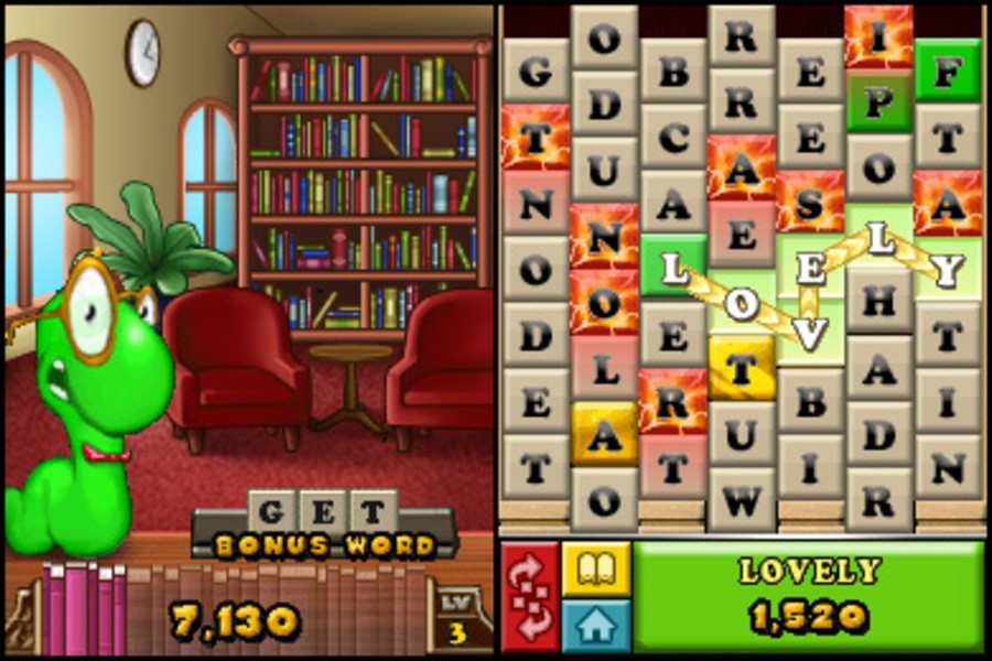 Bookworm Screenshot