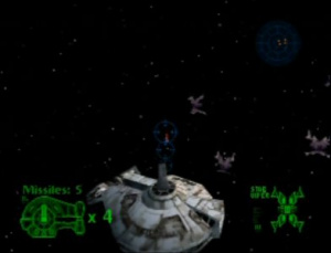 Star Wars: Shadows of the Empire Review - Screenshot 4 of 5