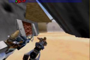 Star Wars: Shadows of the Empire Screenshot