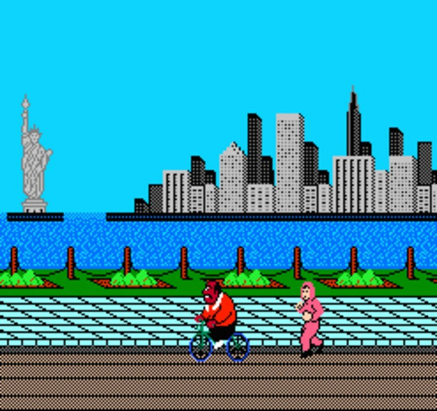 Punch-Out!! Featuring Mr. Dream Screenshot