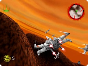Star Wars: Rogue Squadron Review - Screenshot 3 of 6
