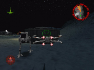 Star Wars: Rogue Squadron Review - Screenshot 5 of 6