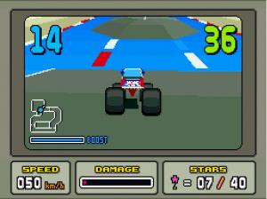 Stunt Race FX Review - Screenshot 1 of 6