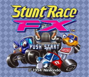 Stunt Race FX Review - Screenshot 2 of 6