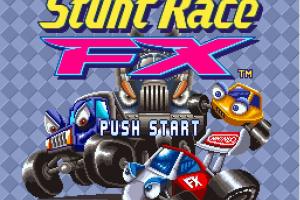 Stunt Race FX Screenshot