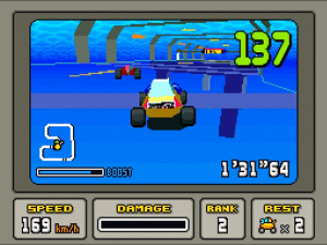 Stunt Race FX Review - Screenshot 4 of 6