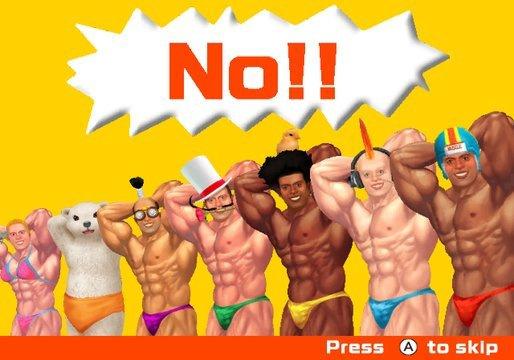 Muscle March Screenshot