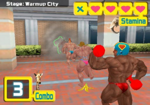 Muscle March Review - Screenshot 1 of 4