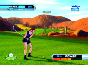 Outlaw Golf Review - Screenshot 3 of 3