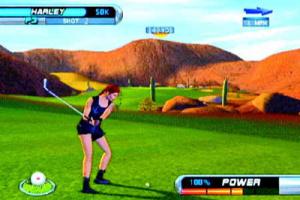 Outlaw Golf Screenshot