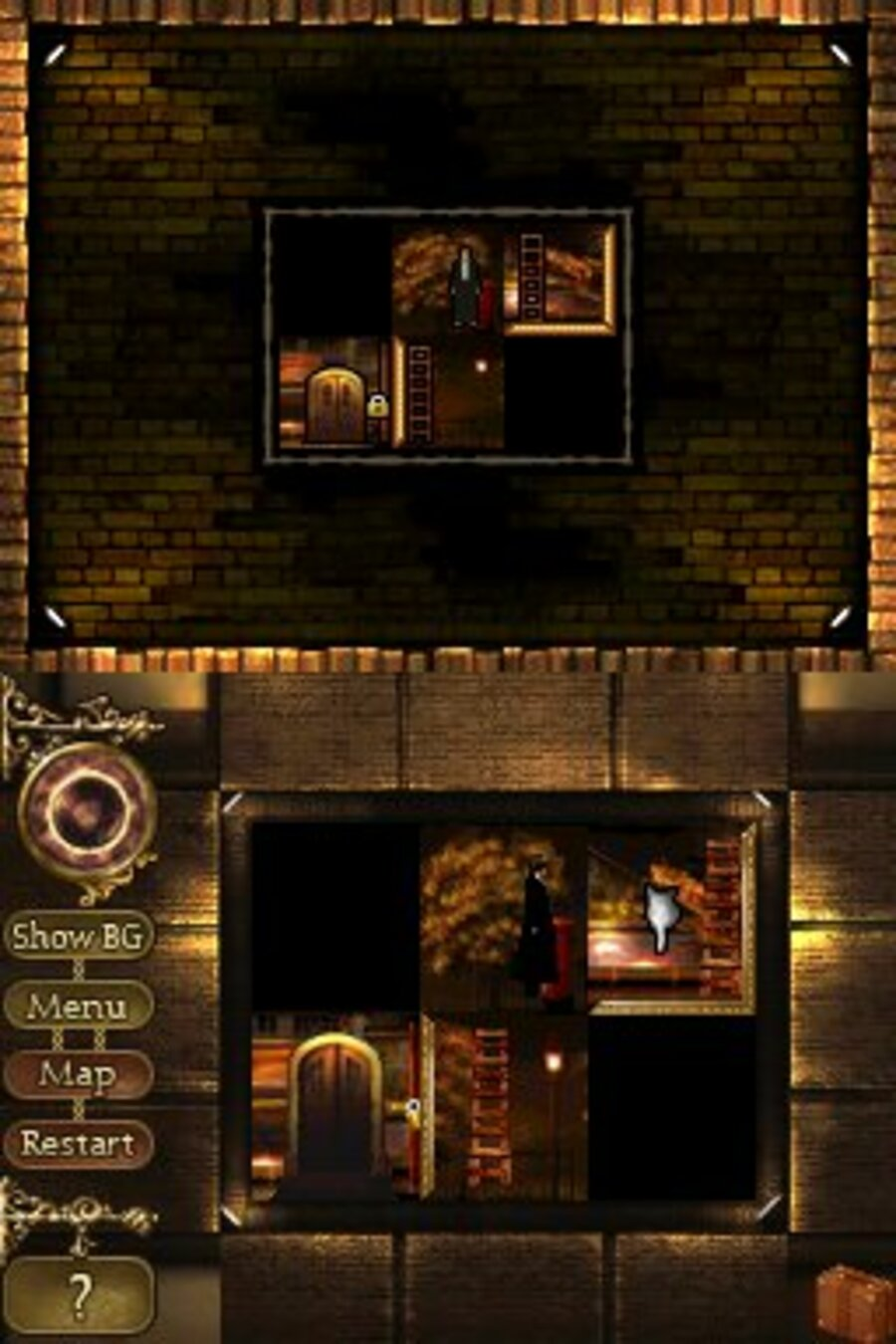 Rooms: The Main Building Screenshot