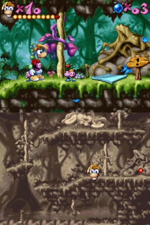 Rayman Review - Screenshot 1 of 3