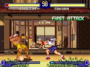 Street Fighter Alpha 2 Review - Screenshot 2 of 4