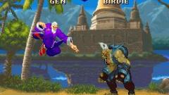 Street Fighter Alpha 2 Screenshot