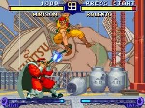 Street Fighter Alpha 2 Review - Screenshot 2 of 4