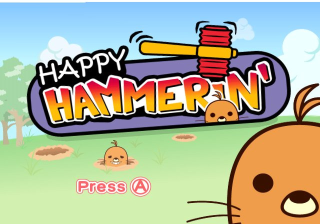 Happy Hammerin' Screenshot