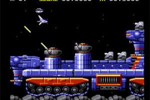 Space Manbow Screenshot