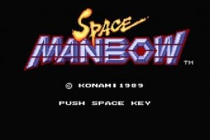 Space Manbow Screenshot