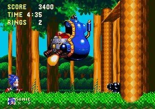 Sonic & Knuckles Screenshot