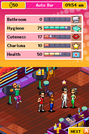 Miami Nights: Life in the Spotlight Review - Screenshot 1 of 3