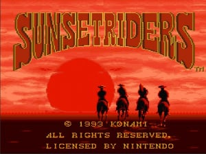 Sunset Riders Review - Screenshot 3 of 7