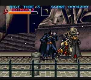 Batman Returns Review - Screenshot 2 of 6