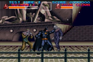 Batman Returns Screenshot