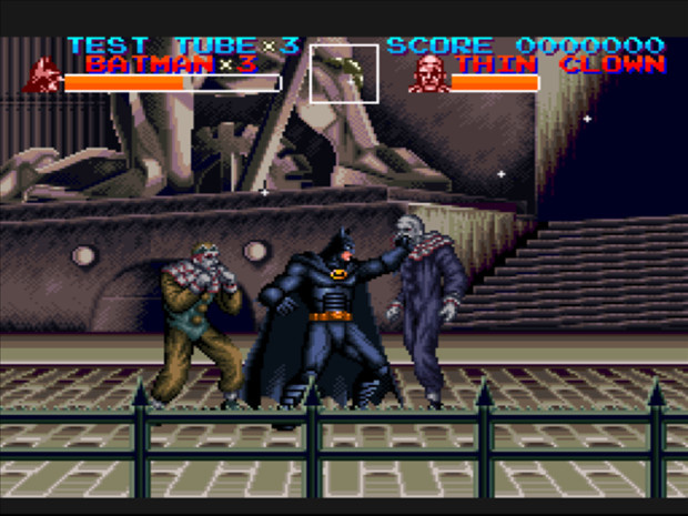 Batman Returns Review Snes Nintendo Life