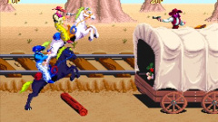 Sunset Riders Screenshot