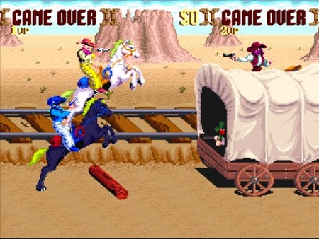 Sunset Riders Review (SNES) - Nintendo Life