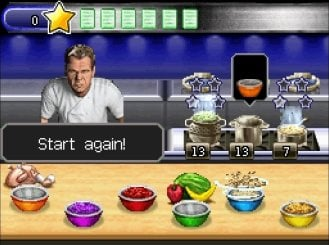 Hell's Kitchen VS Screenshot