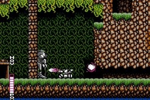 Blaster Master Screenshot