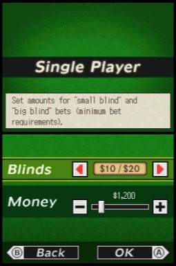 High Stakes Texas Hold'em Screenshot