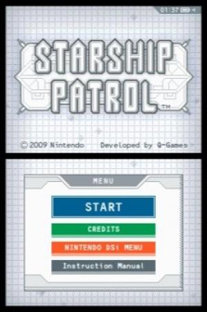 Starship Patrol Review - Screenshot 1 of 3