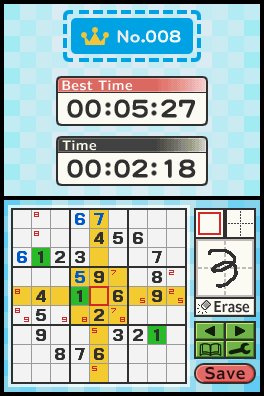 Sudoku Sensei Screenshot