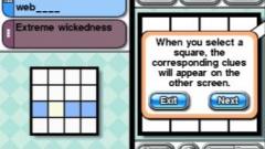 Crossword Collection Screenshot