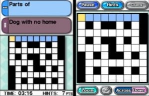 Crossword Collection Review - Screenshot 1 of 3