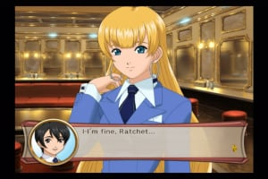 Sakura Wars: So Long, My Love Screenshot